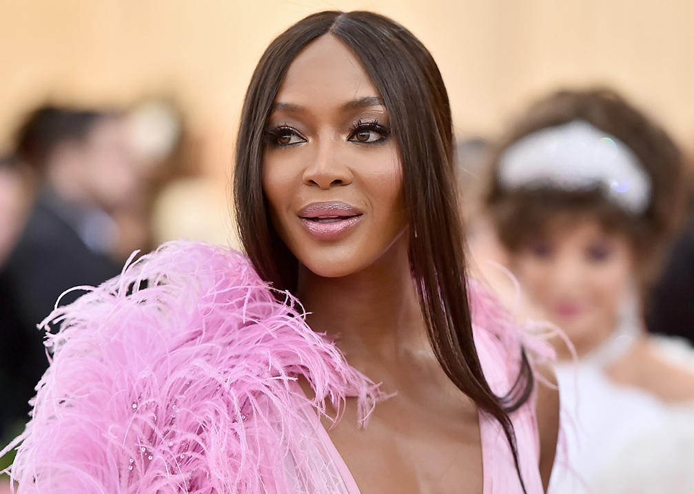 British Supermodel Naomi Campbell Welcomes Baby Daughter At 50